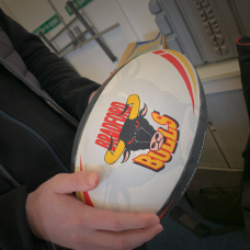 Size 5 - Bulls Rugby Ball