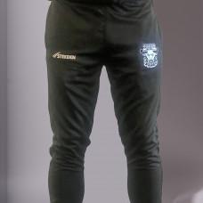 2021 Adult Skinny Trackpants - Black