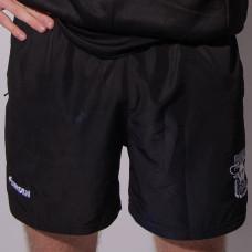 2021 Adult Training Shorts Zip Pocket  - Black