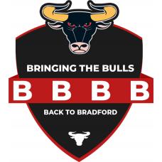 Bringing The Bulls Back To Bradford Badge