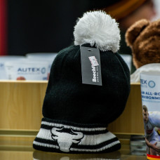 Bobble Hat (Silhouette)