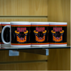 Black Bulls Mug