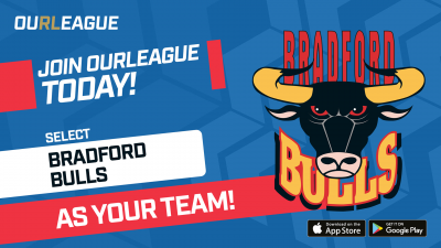 REGISTER ON OURLEAGUE AND SUPPORT THE BULLS