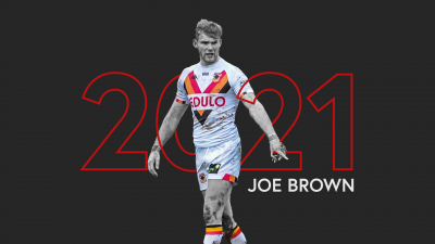 BROWN A BULL IN 2021