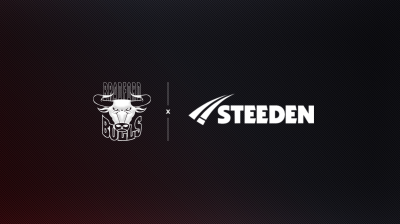 BULLS TEAM UP WITH STEEDEN