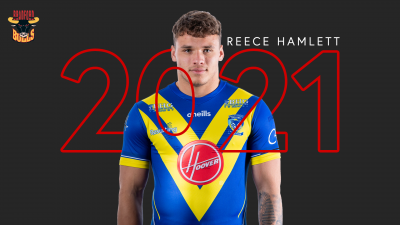 BULLS SIGN RISING STAR HAMLETT