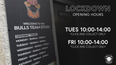 LOCKDOWN OPERATING HOURS