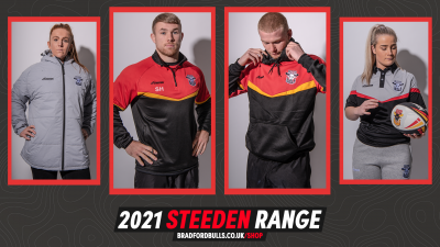 2021 STEEDEN RANGE NOW ON SALE!