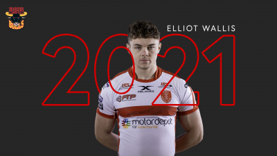 WINGER WALLIS JETS IN FOR 2021