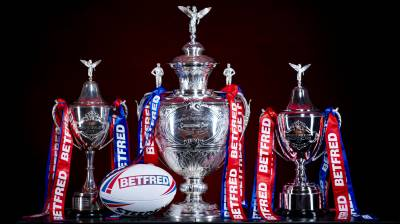DETAILS OF FIRST & SECOND BETFRED CHALLENGE CUP DRAW